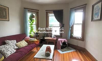 Living Room, 55 Fremont St, 1