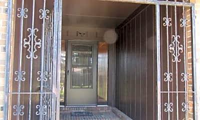 Patio / Deck, 6201 Palm Court, 1