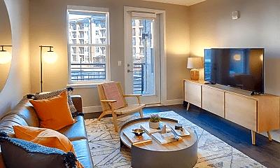 Living Room, 201 E Mississippi Ave, 0
