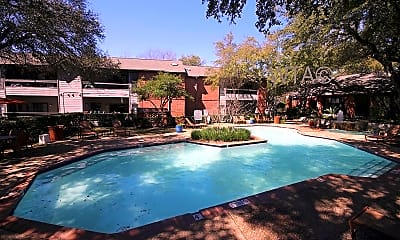 Pool, 9617 Great Hills Tr, 1