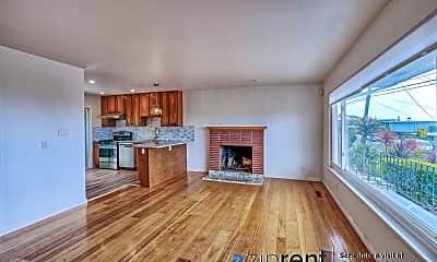 Living Room, 1768 Arlington Blvd, 1