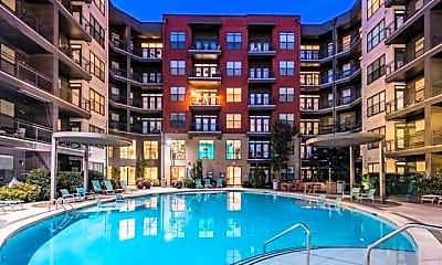 Pool, Sandy Springs Unit #2, 1