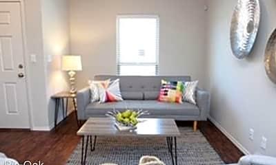 Living Room, 5012 South Quaker Ave, 1