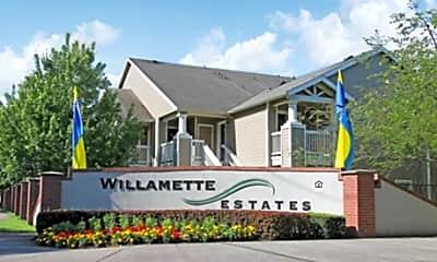 Willamette Estates, 0