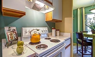 Kitchen, The Lennox, 1