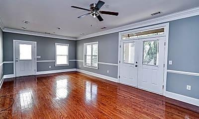 Living Room, 204 E Park Ave, 1