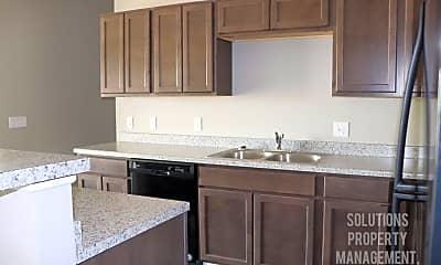 Kitchen, 3600 S Grand Slam Ave, 1