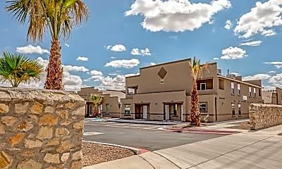 Building, Homestead Palms II, 2