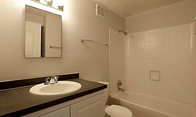 Bathroom, Clearlake Pines Apartments, 2