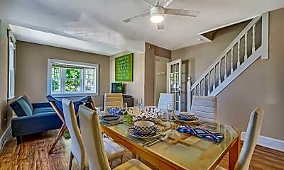 Living Room, 53 Franklin Ave, 0
