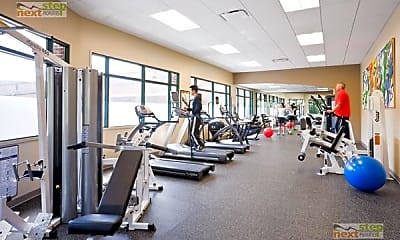 Fitness Weight Room, 523 VFW Parkway, 1