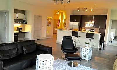 Living Room, 615 S Lamar Blvd, 1