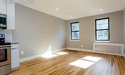 Living Room, 228 E 81st St 4-A, 1