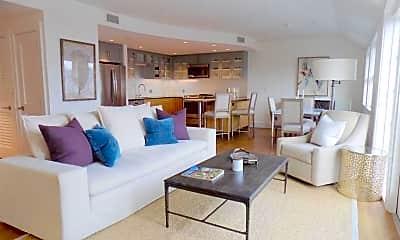 Living Room, 5 Church Ln 401, 1