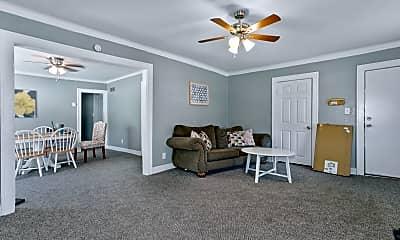 Bedroom, 4901 Troostwood Rd, 1
