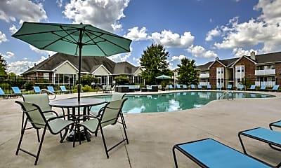 Pool, Kelly's Ridge Apartments, 1