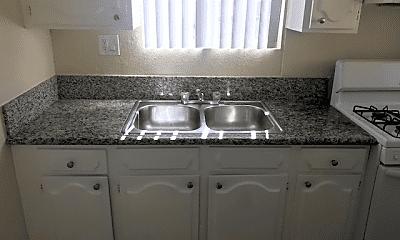 Kitchen, 6976 Fulton St, 1