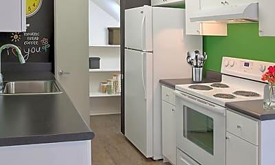 Kitchen, AVA Newport, 1