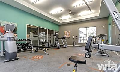 Fitness Weight Room, 13425 N Fm 620, 2