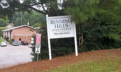 Benning Hills Apartments, 1