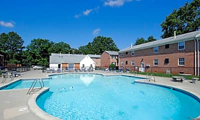 Pool, Morningside Townhomes & Apartments, 1