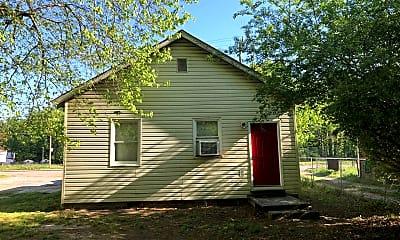 Building, 2520 Bells Rd, 2