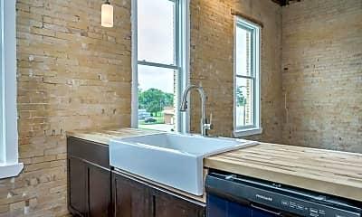 Kitchen, 110 S Main St 206, 1