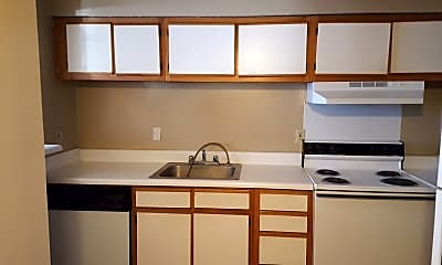 Kitchen, The Reserve at 1404/1200, 2