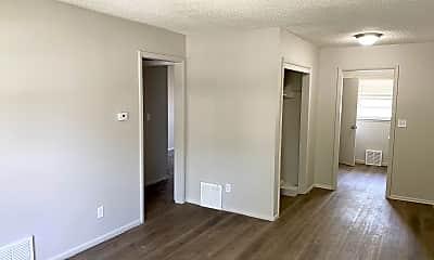 Bedroom, 4515 Linwood, 1