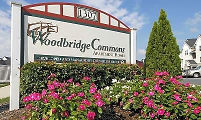 Community Signage, Woodbridge Commons, 0