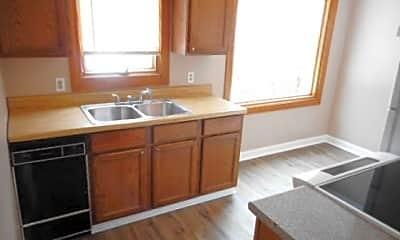 Kitchen, 1209 Donald Avenue, 1