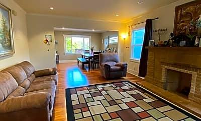 Living Room, 4316 Everett Ave, 0