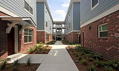 Building, Marina Vista Apartments, 2