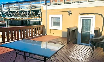 Patio / Deck, 1151 N Front St, 2