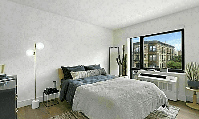 Bedroom, 325 Lafayette Ave, 1