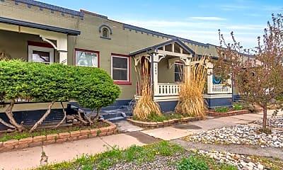 Building, 1609 E 23rd Ave, 0