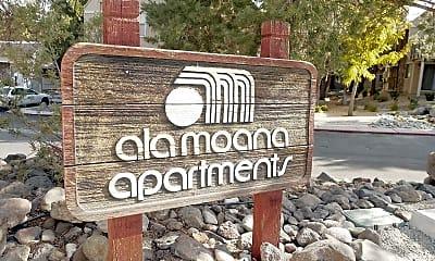 Community Signage, Ala Moana, 2