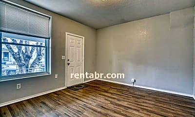 Bedroom, 4731 Vine St, 1