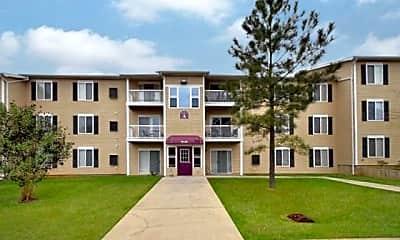 Building, Kuder Estates Apartments, 1