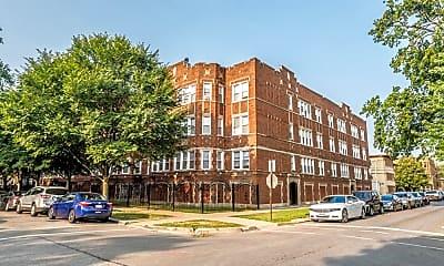 Building, 8000 S Paulina Street, 1
