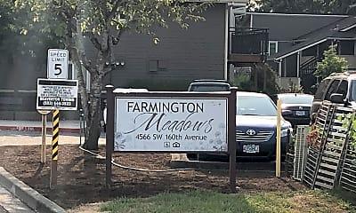 Farmington Meadows, 1