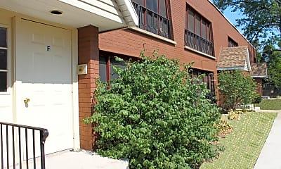 Building, Lansdale Village Apartments, 0