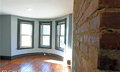 Living Room, 50 City Terrace, 1