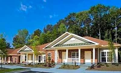 Building, Live Oak Villas, 0