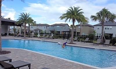Pool, 11507 Charnock Drive Windermere, FL 34786, 2