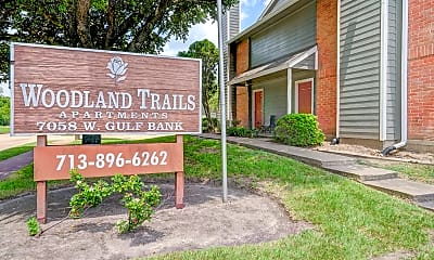 Community Signage, The Park at Woodland Trails, 2