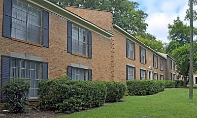 Building, Wesleyan Gardens Apartment Homes, 1
