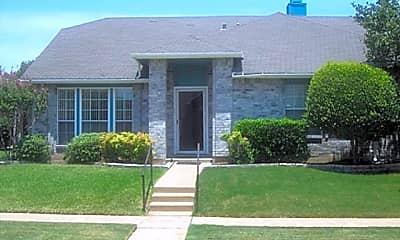 Building, 4410 San Mateo, 0