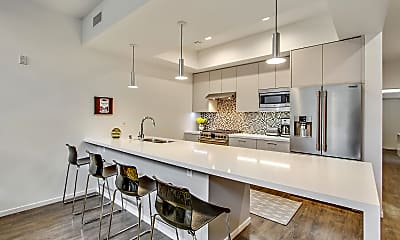 Kitchen, 1342 N Hayworth Ave, 1