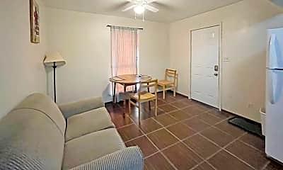 Living Room, 210 N Leech St, 1